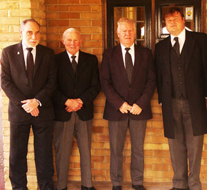 Herne Bay Funeral Services Staff